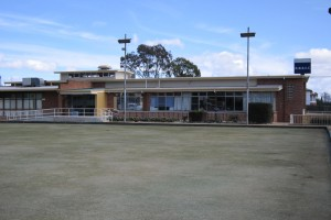 Bowling Green and used for Market Day